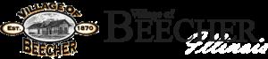 Village of Beecher logo
