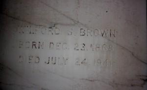 Wilford Brown