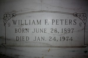 William F. Peters