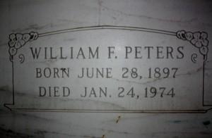 William F. Peters