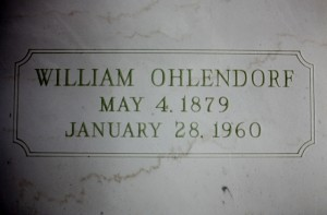 William Ohlendorf