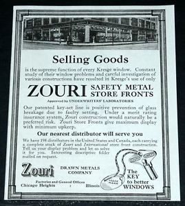 Zouri Drawn Metals Co