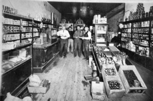 Example of a General Merchandise Store early 1900s