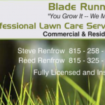 bladerunners lawn care