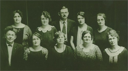 Otto Jaeger Family