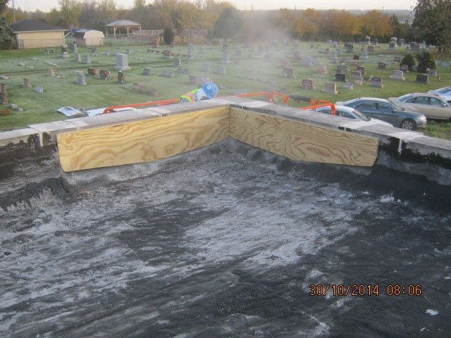 Beecher Mausoleum Progress Photos 022